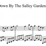 Salley Gardens サンプル